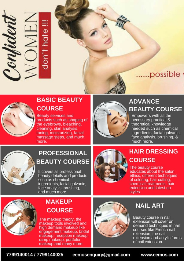 What are beautician courses? - Quora