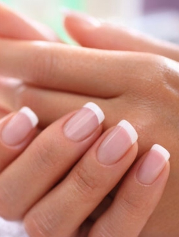What are a few manly ways to go about getting a manicure? - Quora