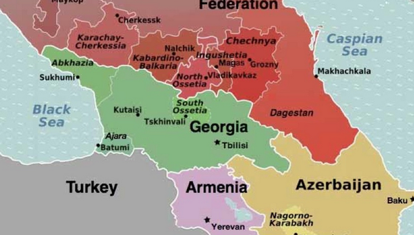 Do you know where the country georgia is located quora the official language is georgian a kartvelian language whose closest relatives are the svan and mingrelian languages spoken in the country as well gumiabroncs Image collections