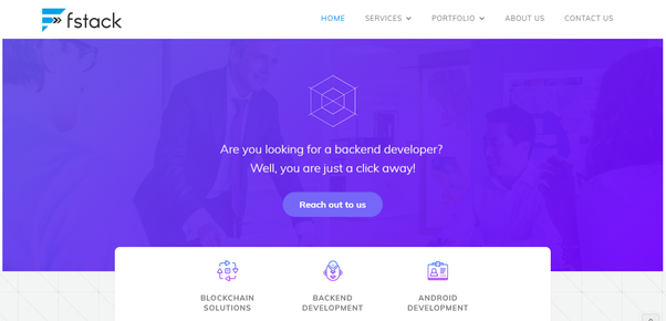 Which company offers the best backend development services