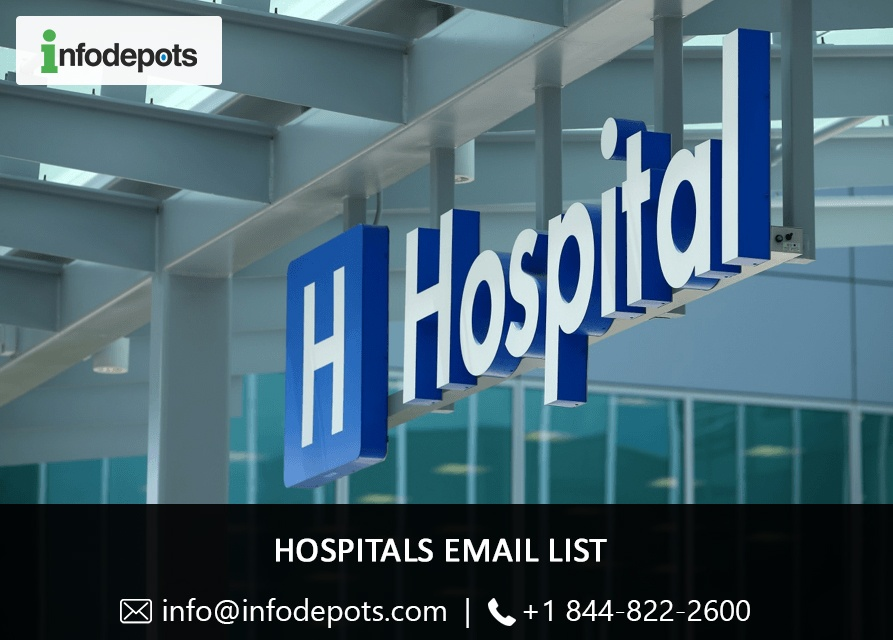 Where can I get free email database for hospitals? - Quora
