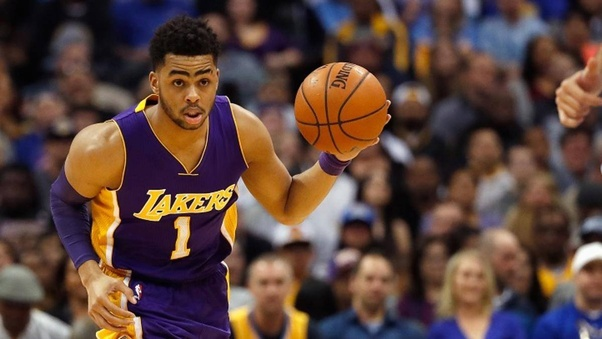 How good will D Angelo Russell be  - Quora cf5400880