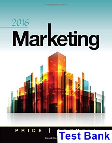 how to download the test bank for the 18th edition of marketing 2016