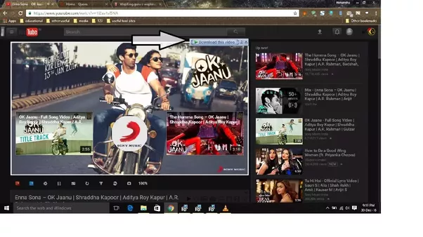 How to download videos from youtube through idm quora idm is showing then see its version if version is same as installed idm then whenever you will open any youtube video download link will show above ccuart Image collections