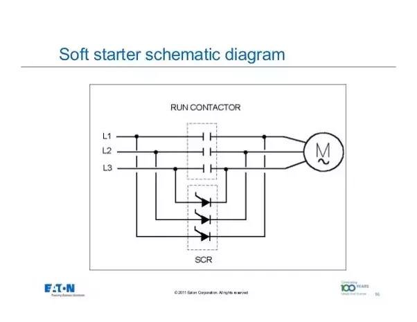 How Electronic soft starter better than star delta starter for ... on wye delta starter timer, wye motor wiring, wye start delta run diagram, wye-delta transformer wiring diagram, wye-delta motor control diagram, wye delta connection diagram, star delta starter wiring diagram, wye delta schematic diagram, wye electrical diagram, delta and wye diagram,