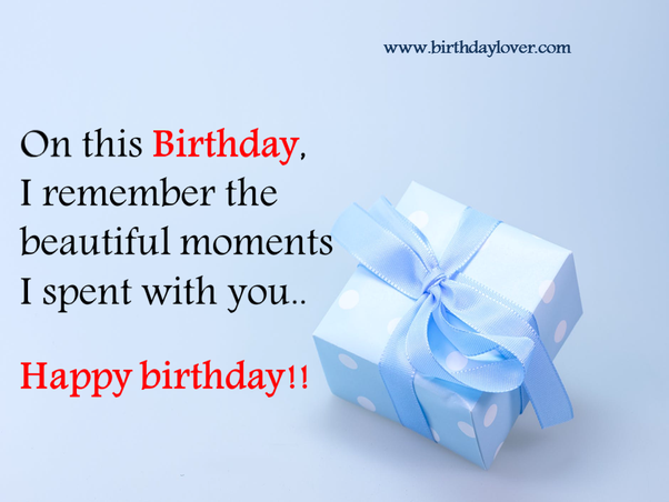 Here Are Some Awesome Birthday Wishes