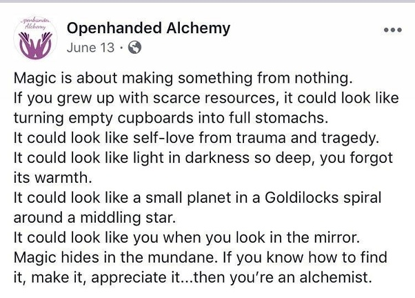 What are some real-life examples of alchemy? - Quora