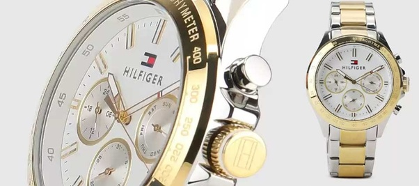 nuttet udsøgt stil kigge på How are Tommy Hilfiger watch? I heard it's a fashion brand ...