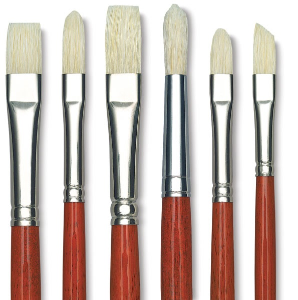 What Are The Best Brushes To Use With Oil Paint Quora
