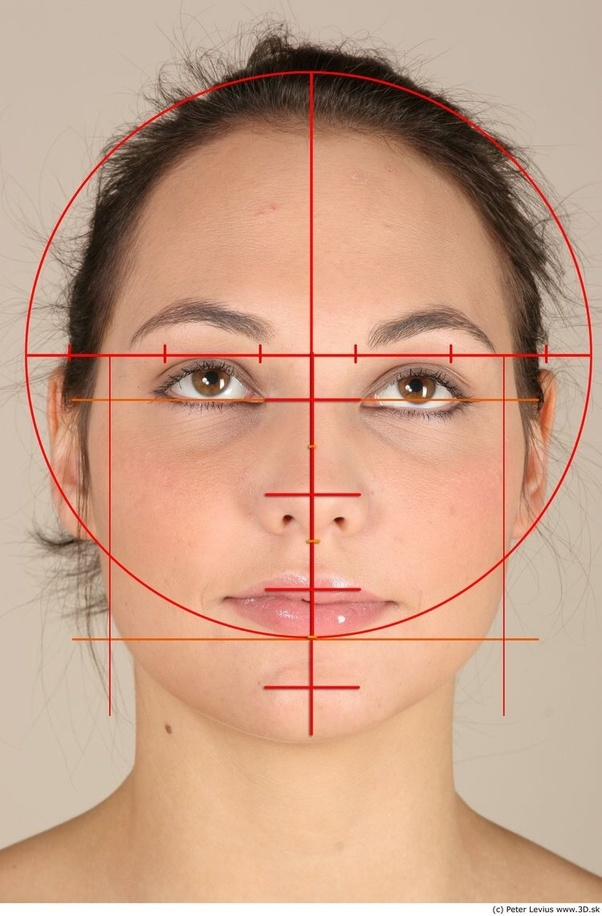How to draw a human face - Quora