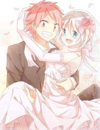 Should Natsu be with Lucy or Lisanna in Fairy Tail? - Quora