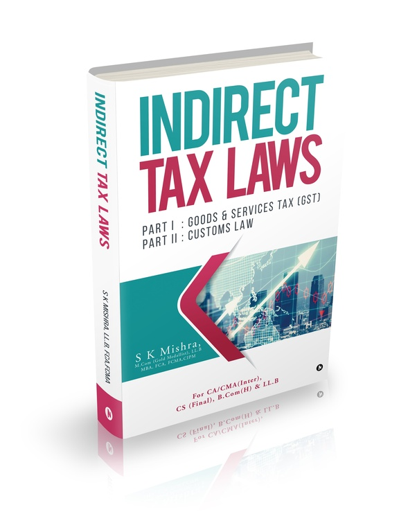 Which is the best book to study GST for IPCC May 2018? - Quora