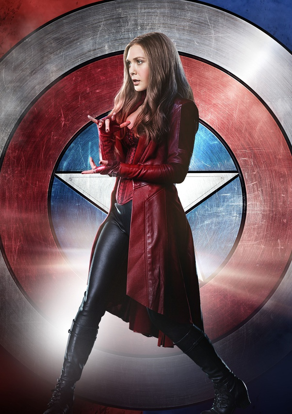 Who is more powerful, Scarlet Witch(MCU) or the Ancient