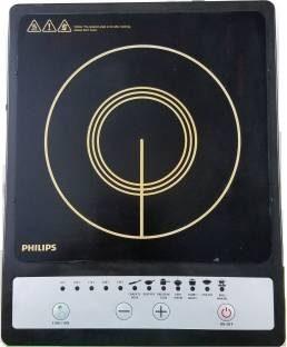 Philips Viva Collection HD4928/01 2100 Watt Induction Cooktop