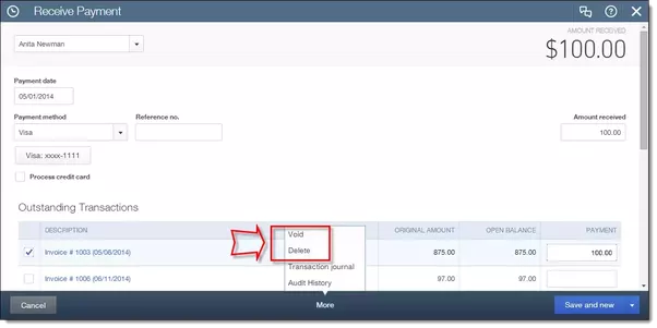 How To Delete An Invoice In QuickBooks Online Quora - How to delete an invoice in quickbooks