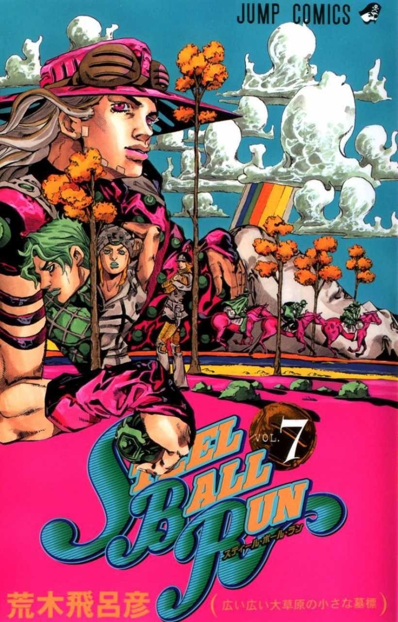 How does the artist Hirohiko Araki, creator of JoJo's Bizarre ...