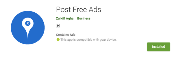 free ads uk