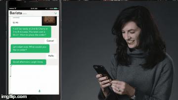 Quand Starbucks utilisera-t-il les systèmes de commande Voice-First?