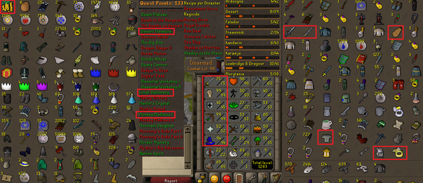 What's the highest level you've gotten on RuneScape? - Quora