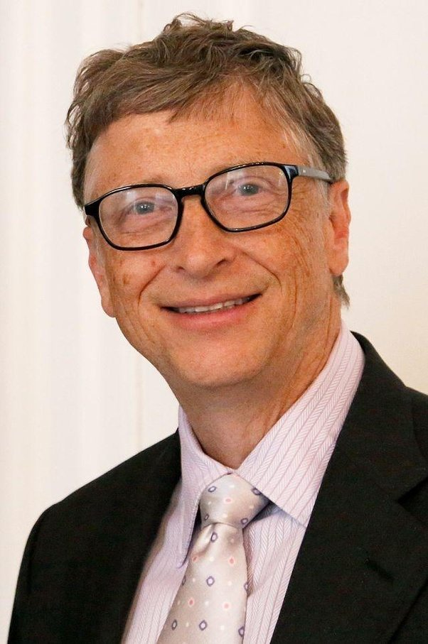 bill gates visionary leadership David yoffie and michael cusumano find common leadership lessons from the tech titans of microsoft, intel, and apple in the new book, strategy rules if there were a mount rushmore for technological innovation, bill gates, andy grove, and steve jobs would be the faces looking outward the longtime.