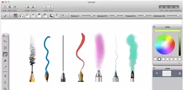 Drawing Software For Mac Free