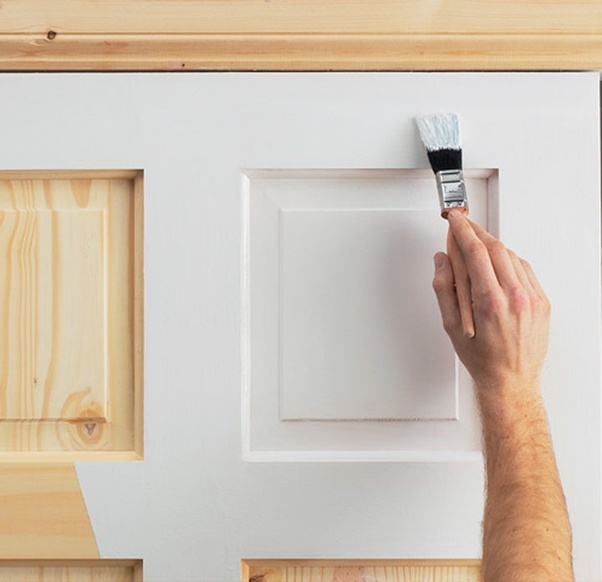 How to repair a hole in a wooden door - Quora