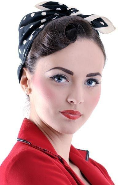 fifties style hair what are some easy 50s hairstyles quora 6091