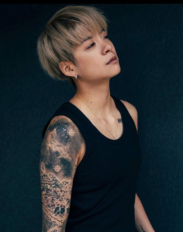 Which K Pop Idols Go Against The Typical Stereotypes Of An Idol Quora