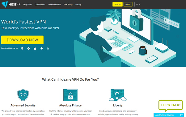 Vpn for increase internet speed