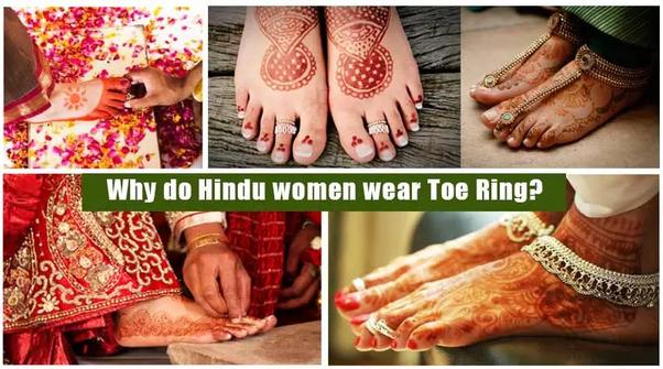 Science behind Indian Women wearing Toe Ring