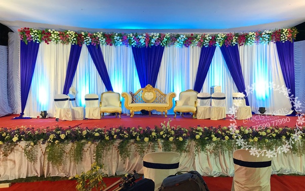 Are There Any Good Wedding Venue In Bangalore Which Costs Less Than
