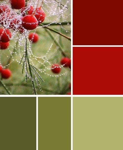 Brick Red And Olive Green Complements Each Other Mostly Goes Well With Every Tone Of This Tones Might Give You An Idea