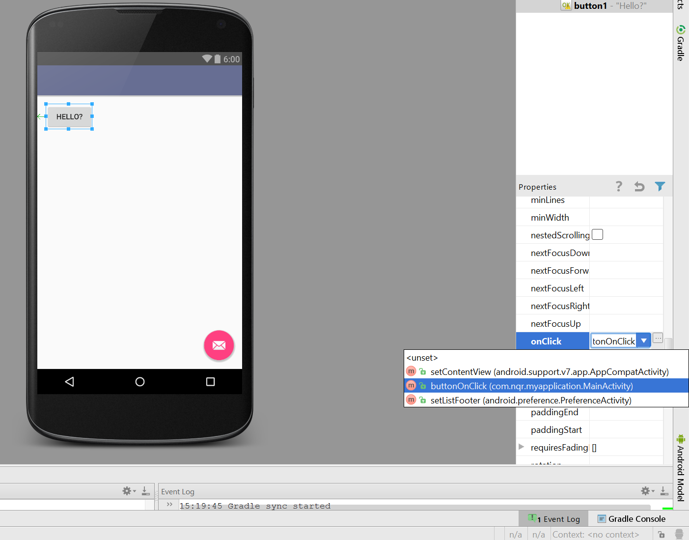How to get started with Android application development with