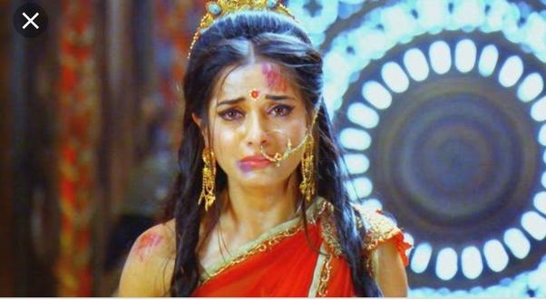 Who portrayed the character 'Draupadi' best on-screen, Pooja Sharma