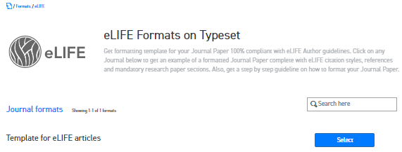Where can i find the word template for elife journals for publishing you can start writing on the journal template immediately it allows download in pdf word and latex thecheapjerseys Gallery