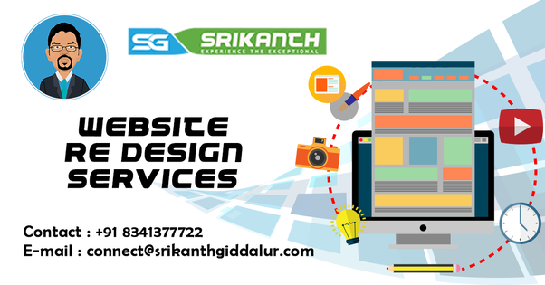 Who offers website redesigning services in India? - Quora