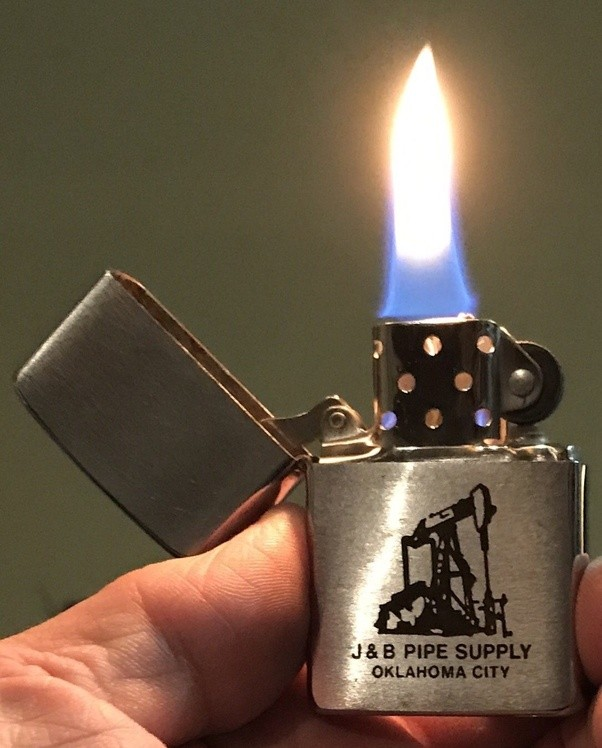 If That Doesnt Work Replace The Wick Zippo Lighter