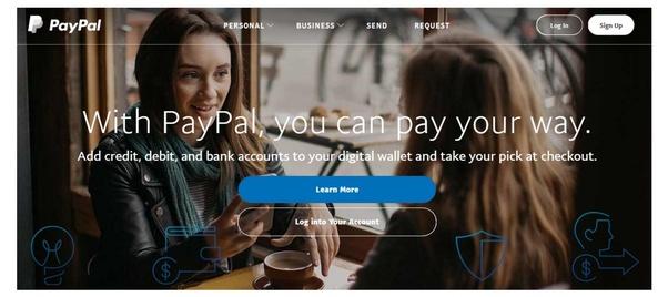 Puis-je recevoir un paiement via PayPal sur un compte personnel?