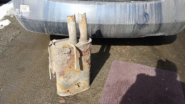 How Can Rusted Aluminum Be Treated Quora