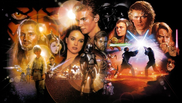 Why Are The Star Wars Prequels Better Than The Sequels Quora