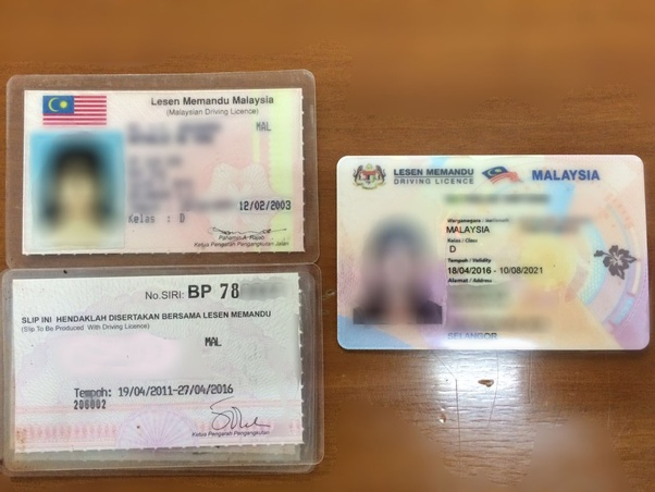 how to get an international driving licence in malaysia
