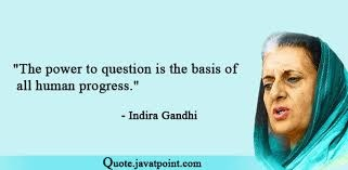 What Is The Educational Qualification Of Indra Gandhi Quora