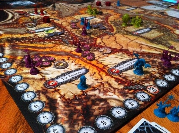 What are some interesting but not common board games? - Quora