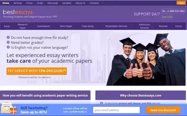 Professional resume ghostwriters website for university image 2