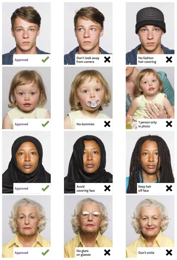 tips on how to take a passport photo photopgraher