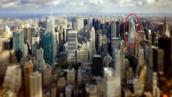 But Since That The Tower Has Been Absent In All Other TV Shows Agent Carter Gets Automatic Pass On This As Show Took Place Many