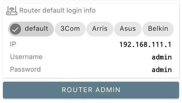 Apa Kata Sandi Dari Router Apabila Saya Memiliki Alamat Ip 192 168 1 128 Quora