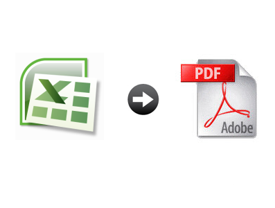 How to convert a Microsoft Excel format to a PDF format - Quora