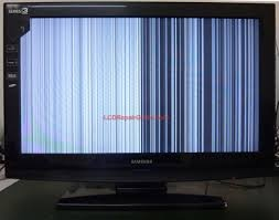 How to repair a TV with vertical lines on the screen - Quora