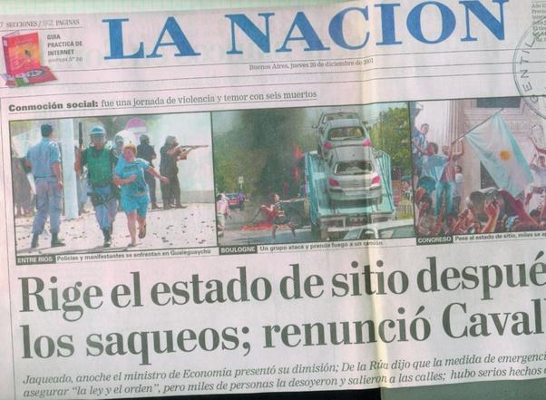 Argentina: para una historia de la corrupción 25